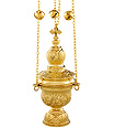 Orthodox Brass Censer