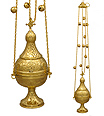 Orthodox Censer with 12 Bells