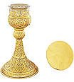 Orthodox Chalice and Paten